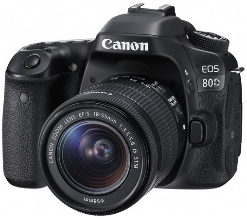 Canon digital camera with zoom lens