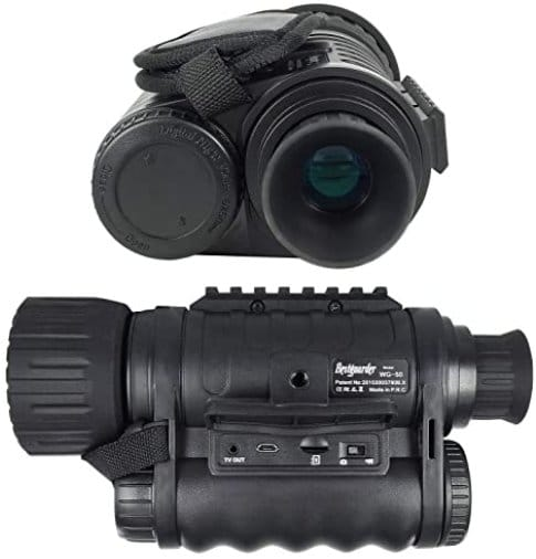 video camera that has night vision and infrared