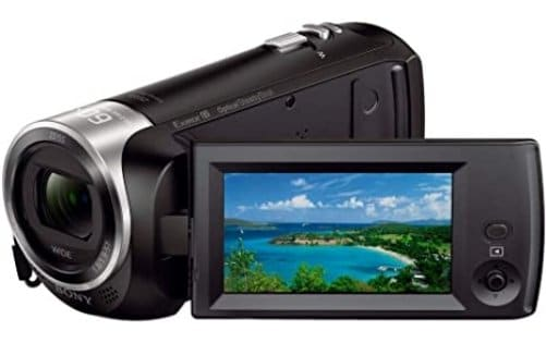 video camera for filming your hunting adventures